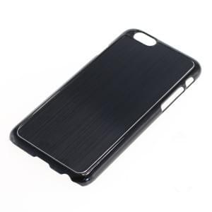 Backcover für Apple iPhone 6 Plus / iPhone 6S Plus Metall schwarz