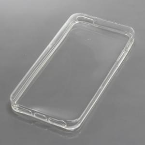 Backcover Case / Schutzhülle für Apple iPhone 5 / iPhone 5S voll transparent