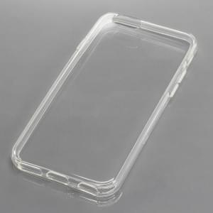Silikon Case / Schutzhülle für Apple iPhone 6 / iPhone 6S voll transparent