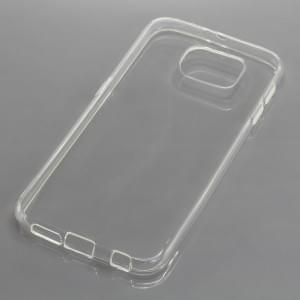 Silikon Case / Schutzhülle für Samsung Galaxy S6 SM-G920 voll transparent