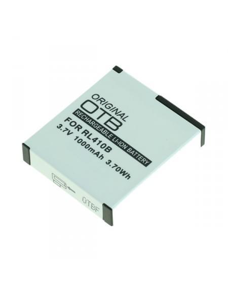 Akku, Ersatzakku für Rollei AC230 / 240 / 400 / 410 Li-Ion