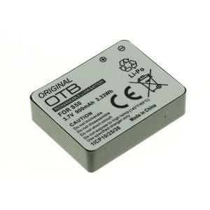 Ersatzakku für Rollei S-50 Li-Polymer