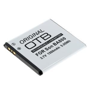 Ersatzakku BA800 für Sony LT25 / LT25C / LT25i / LT26 / LT26i / Arc HD 1500mAh