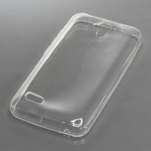 Silikon Case / Schutzhülle für Huawei Y5 voll transparent
