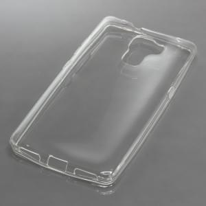 Silikon Case / Schutzhülle für Huawei Honor 7 voll transparent