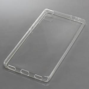 Silikon Case / Schutzhülle für Huawei P8 voll transparent