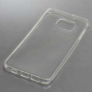 Silikon Case / Schutzhülle für Samsung Galaxy S6 Edge Plus SM-G928F voll transparent