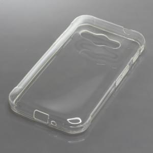 Silikon Case / Schutzhülle für Samsung Galaxy Xcover 3 SM-G388F voll transparent
