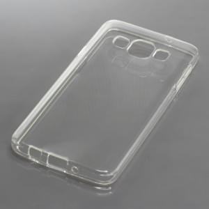 Silikon Case / Schutzhülle für Samsung Galaxy A3 SM-A300 voll transparent