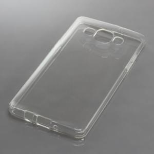 Silikon Case / Schutzhülle für Samsung Galaxy A5 SM-A500 voll transparent