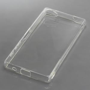 Silikon Case / Schutzhülle für Sony Xperia Z5 Compact voll transparent