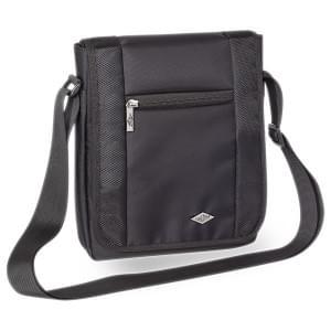 WEDO Business Messenger Bag im Hochformat für Tablets bis 10,5