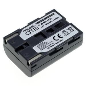 Ersatzakku SB-L70 / SB-L110 / SB-L220 für Medion / Samsung Li-Ion