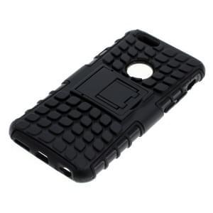 Shockproof Case mit Ständer für Apple iPhone 6 / iPhone 6S schwarz