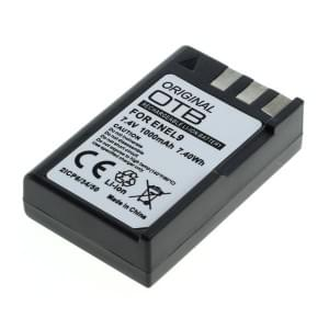 Ersatzakku für Nikon D40 / D40x / D60 / D3000 / D5000 ersetzt  EN-EL9 / EN-EL9a Li-Ion