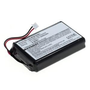 Ersatzakku für Baracoda B40160100 / BRR-L / BRR-L Evolution Li-Ion