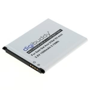 Ersatzakku für Samsung Galaxy S3 mini Li-Ion mit integrierter NFC-Antenne