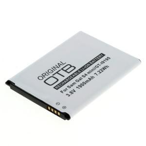 Ersatzakku für Samsung Galaxy S4 mini Li-Ion mit integrierter NFC-Antenne
