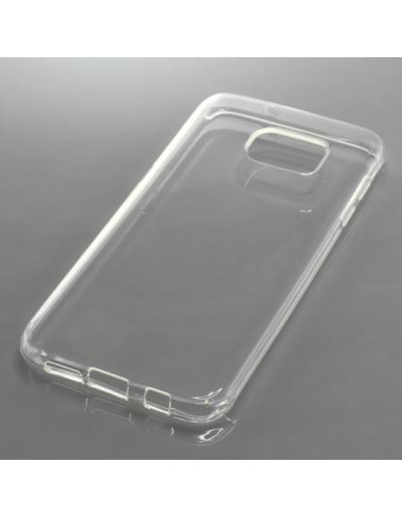 Ultratransparente Schutzhülle für Samsung Galaxy S7 Edge SM-G935