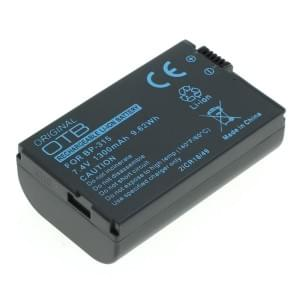 Akku / Ersatzakku für Canon HV10 Canon Ixy DV M5 / MVX4i / Optura 600 ersetzt BP-308 / BP-310 / BP-315