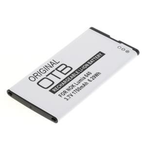 Ersatzakku BV-T5C für Microsoft Lumia 640 Li-Ion