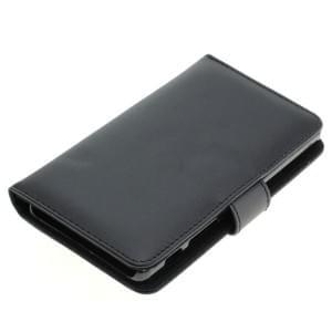 Kunstleder Tasche für Sony Xperia X Bookstyle schwarz