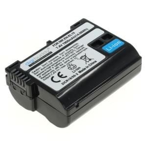 Ersatzakku EN-EL15 für Nikon 1 V1 / D500 / D600 / D610 / D750 / D800 / D800E / D810 / D810A / D7000 / D7100 / D7200 Li-Ion