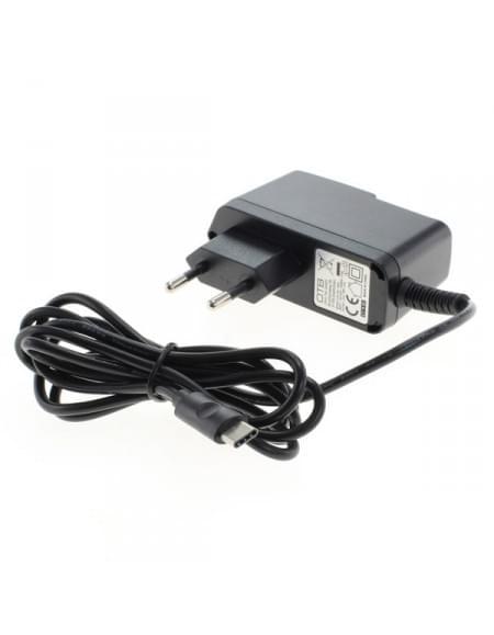 Netzteil / Ladegerät USB Type C (USB-C) - 2A - schwarz