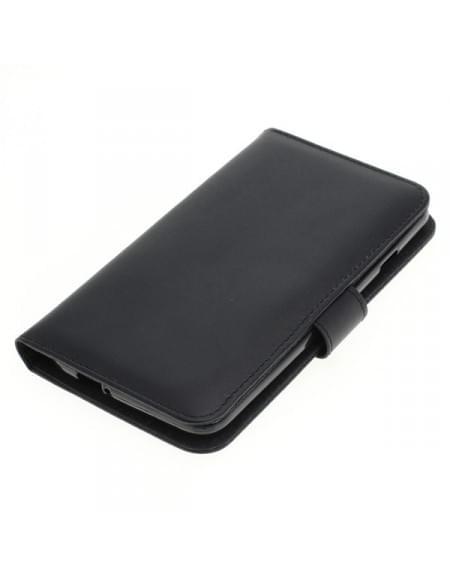 Kunstledertasche für Coolpad Torino Bookstyle schwarz