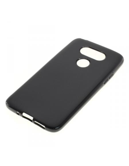Silikon Case / Schutzhülle für LG G5 schwarz