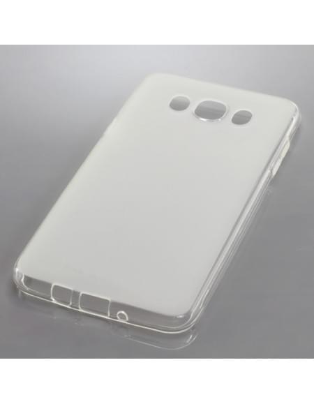 Silikon Case / Schutzhülle für Samsung Galaxy J7 (2016) SM-J710 transparent