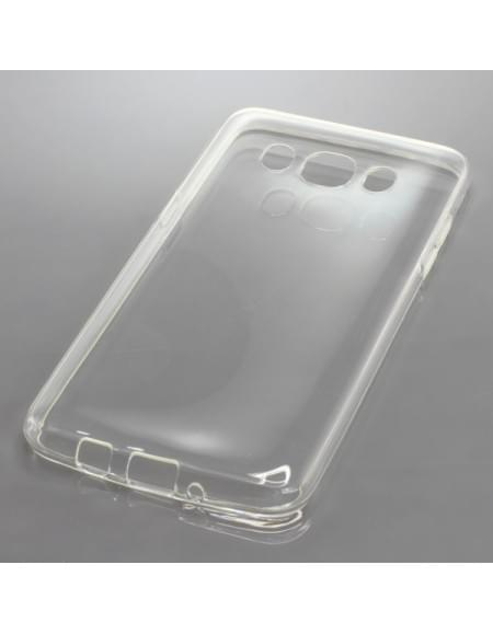 Ultratransparente Schutzhülle für Samsung Galaxy J5 (2016) SM-J510 voll transparent
