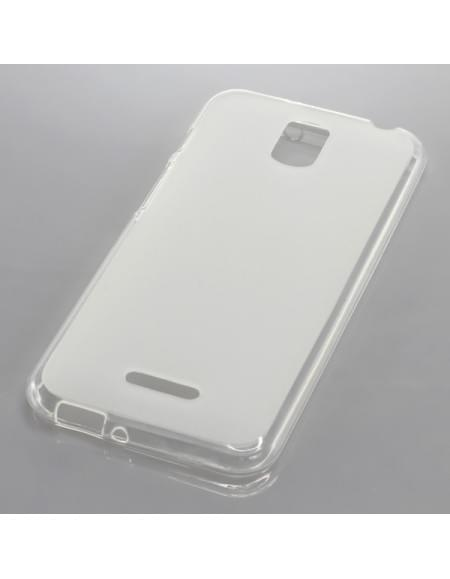 Silikon Case / Schutzhülle für Coolpad Porto transparent