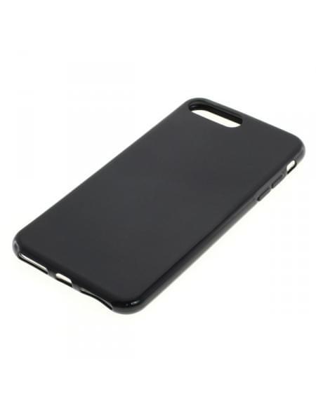 Silikon Case / Schutzhülle für Apple iPhone 7 Plus schwarz