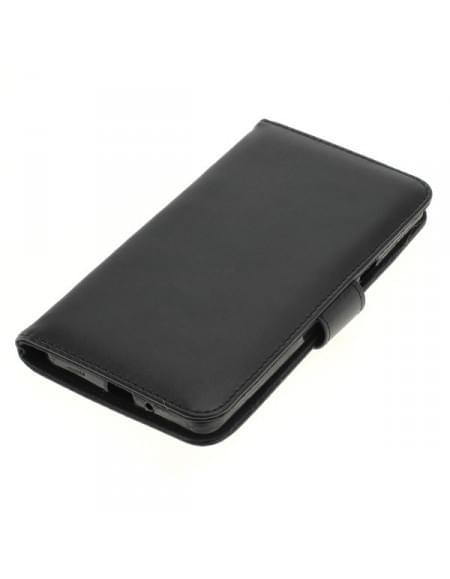 Kunstledertasche für Coolpad Modena 2 Bookstyle schwarz
