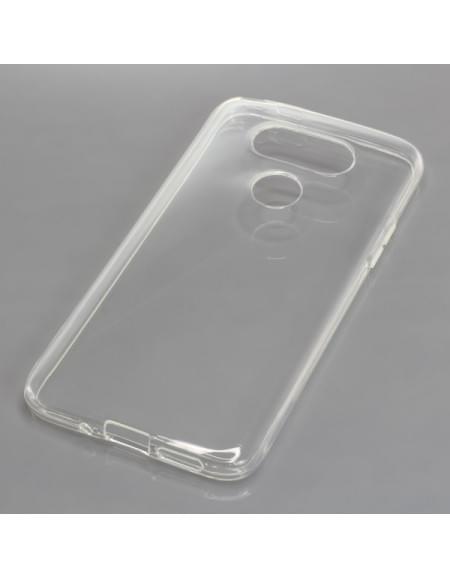 LG G5 SE Silikon Crystal Case Ultratransparente Schutzhülle