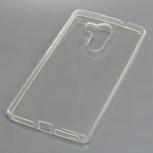 Huawei Mate 8 Silikon Crystal Case Ultratransparente Schutzhülle
