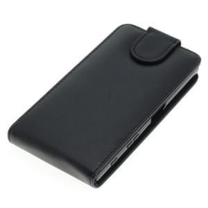 Kunstleder für Sony Xperia X Compact Flipcase schwarz