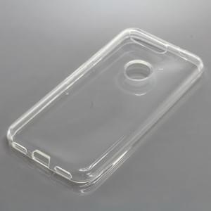 Silikon Crystal Case Ultra-Transparente Schutzhülle für Google Pixel