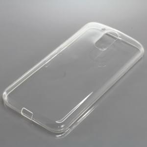 Silikon Crystal Case Ultra-Transparente Schutzhülle für Lenovo Moto G4