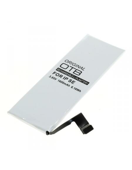CE zertifiziert Akku, Ersatzakku 616-00106 für Apple iPhone SE Li-Polymer