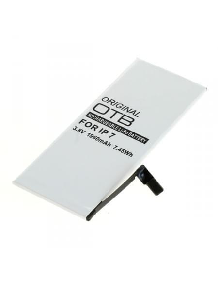 CE zertifiziert Akku, Ersatzakku 616-00259 für Apple iPhone 7 Li-Polymer