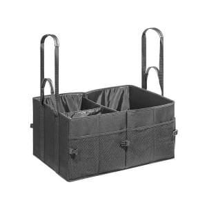 WEDO Die Einkaufstasche BigBox Shopper XL - Kofferraumtasche schwarz