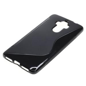 Silikon Case / Schutzhülle für Huawei Mate 9 S-Curve schwarz