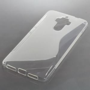 Silikon Case / Schutzhülle für Huawei Mate 9 S-Curve transparent