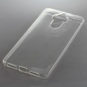 Silikon Crystal Case Ultra Transparente Schutzhülle für Huawei Mate 9