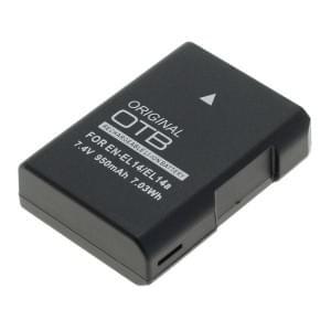 Ersatzakku EN-EL14 / EN-EL14a für Nikon D5600 / D3400 Li-Ion - neueste Version