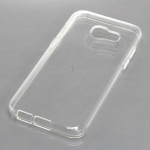 Silikon Crystal Case Ultra Transparente Schutzhülle für Samsung Galaxy A3 (2017)