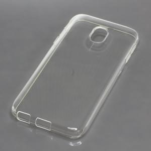Silikon Crystal Case Ultra Transparente Schutzhülle für Samsung Galaxy J3 (2017)