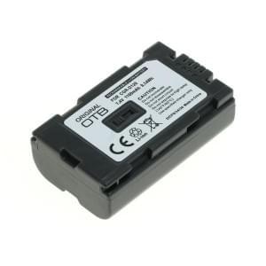 Ersatzakku ersetzt Panasonic CGR-D120 Li-Ion